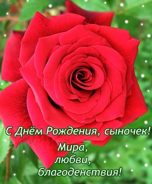 Изображение - Поздравления с днем рождения сына в открытках dayname_ru_803