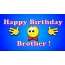 Happy Birthday! Brother!